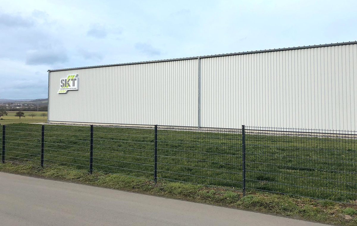 SKT invests in new warehouse