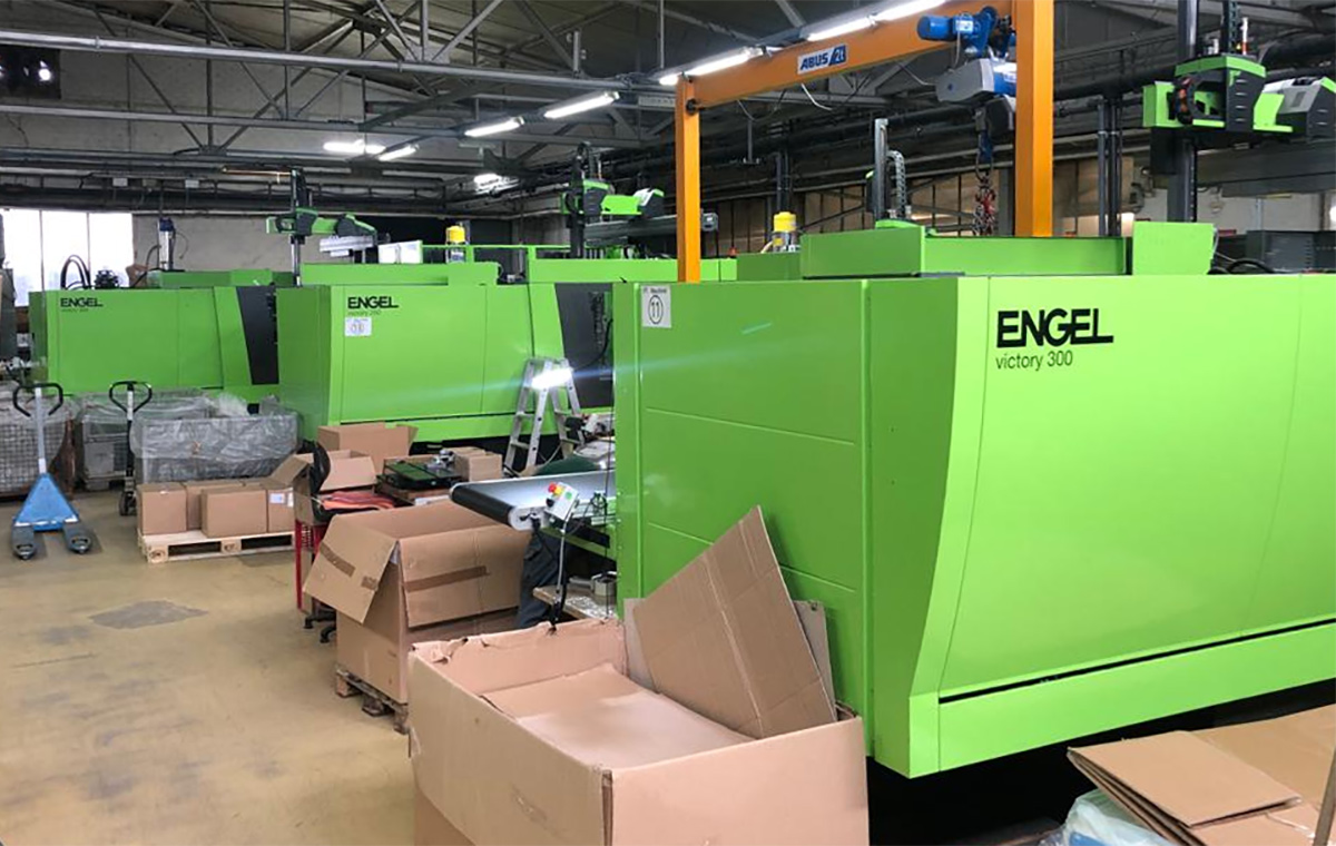 SKT invests in new injection molding machines