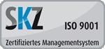 SKZ Zertifizierung DIN ISO 9001